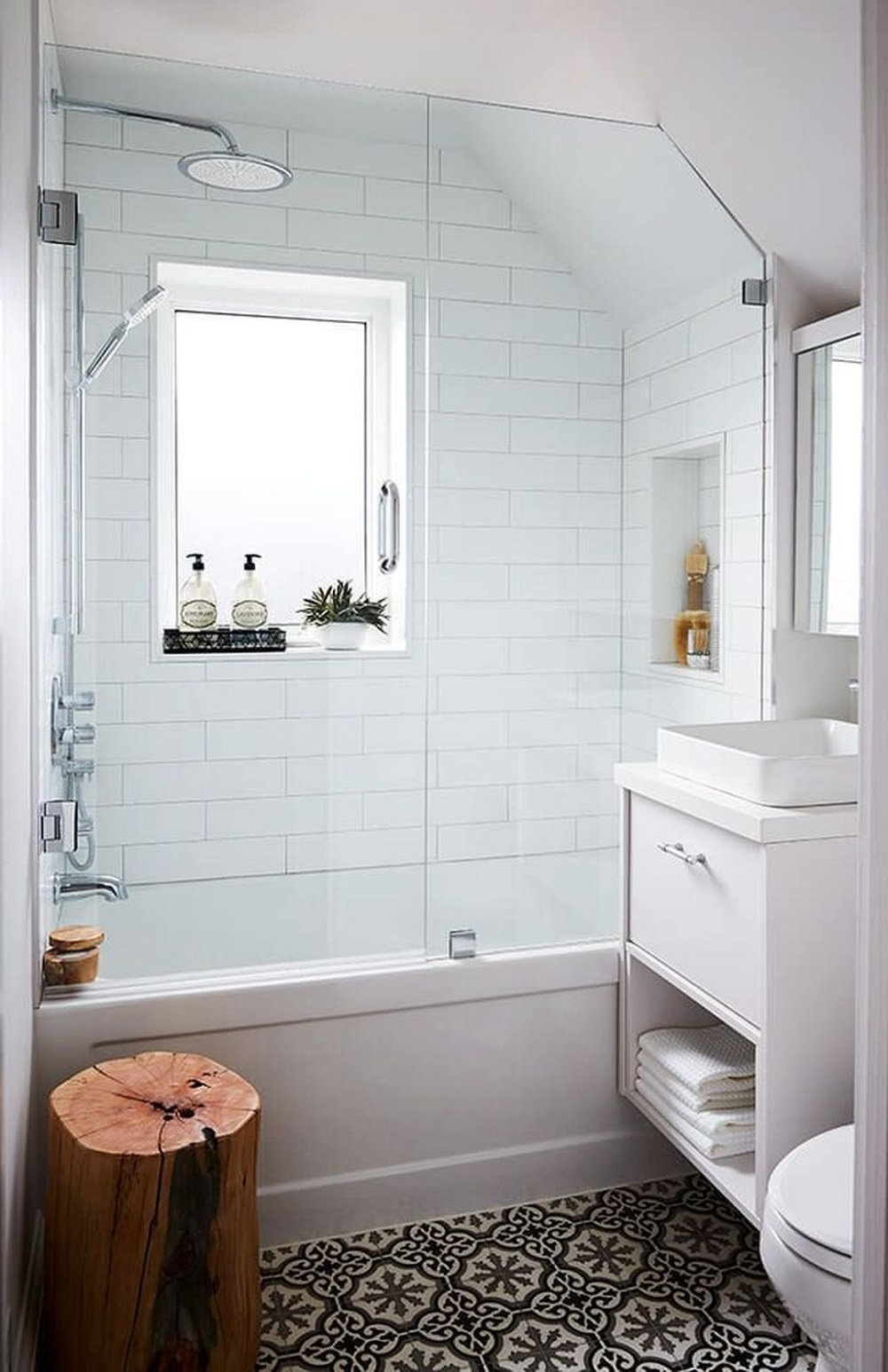 van2-2 Neat corner bathroom vanity ideas that you will find useful