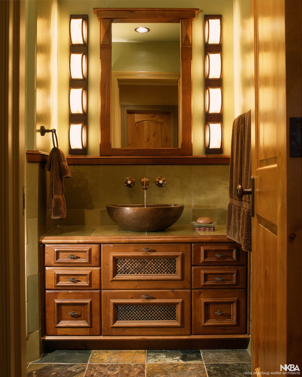 van8 Neat corner bathroom vanity ideas that you will find useful
