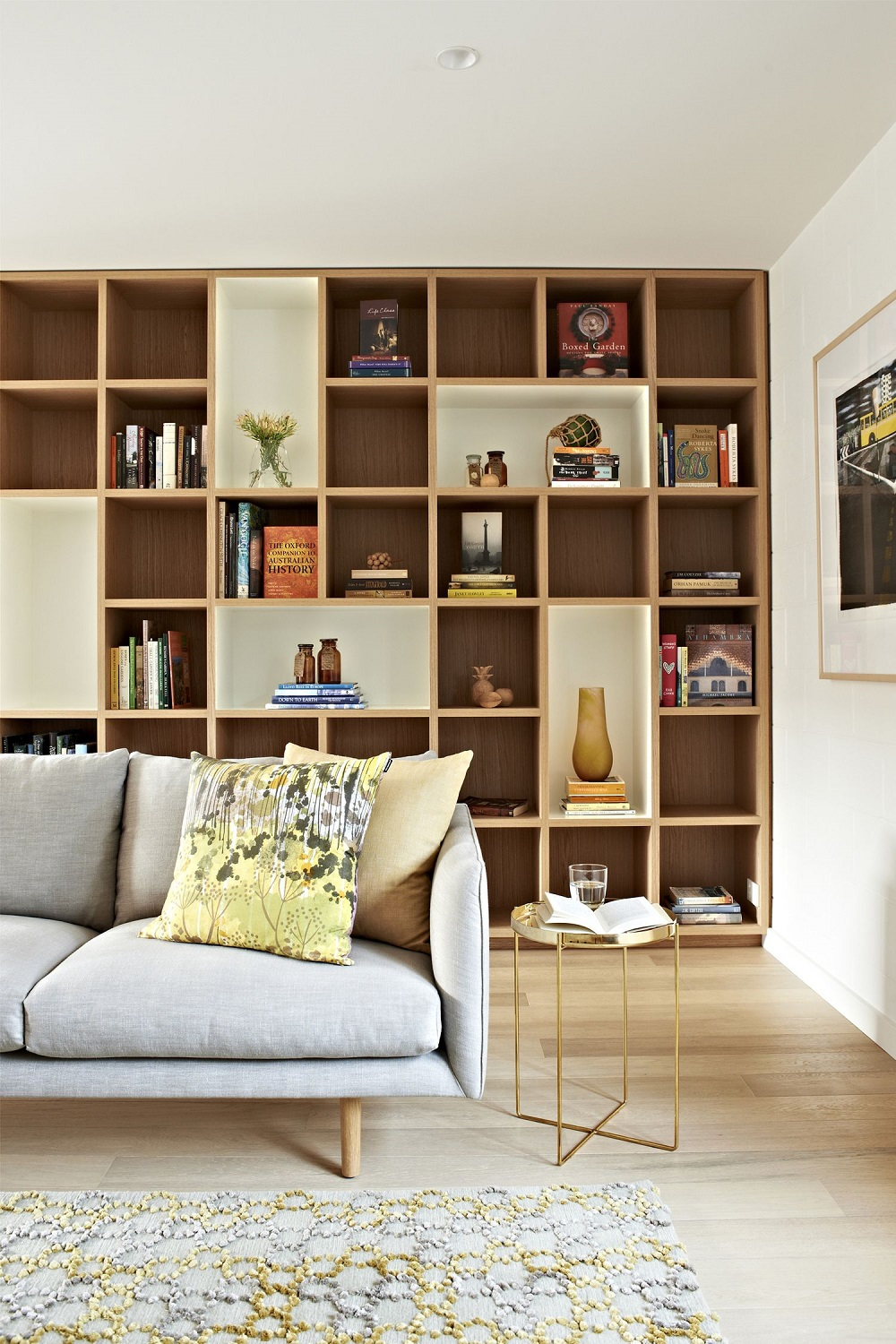 ms8 Modular shelving systems and how you can decorate them