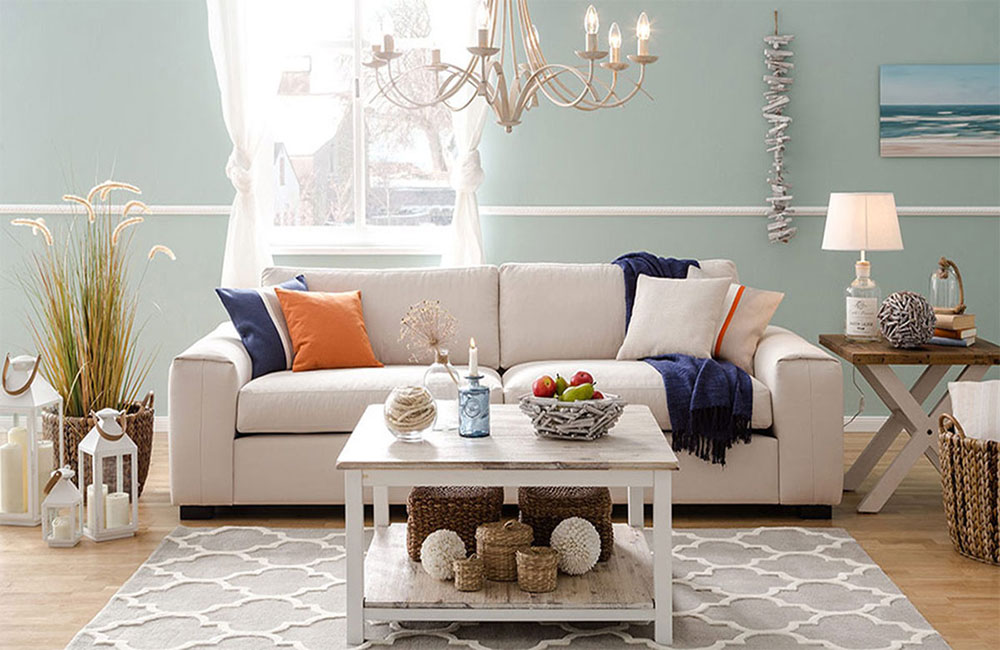 Tips and ideas for furnishing your living room