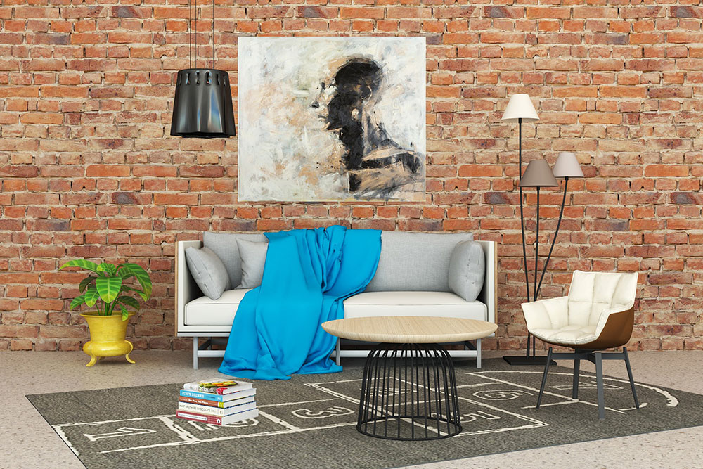 Living room hug wall art tips and ideas for decorating your living room