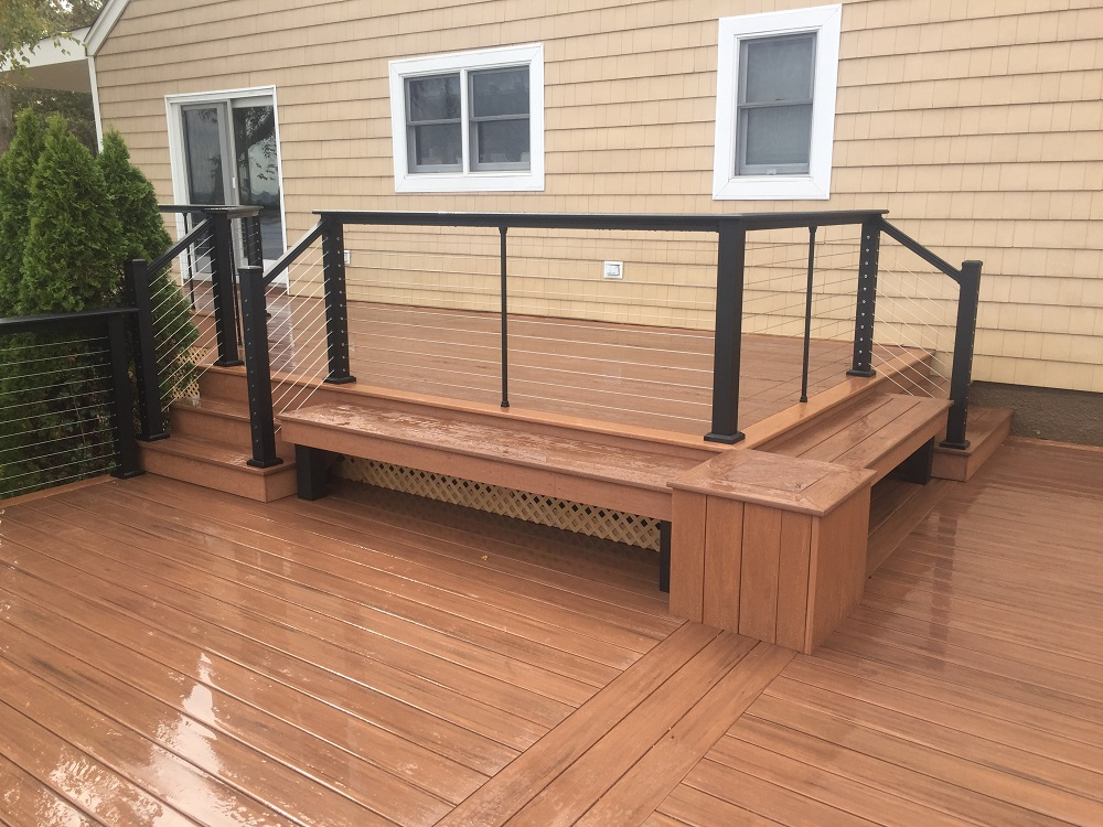 deck10 Deck Color Ideas You Should See Before Working On Your Deck