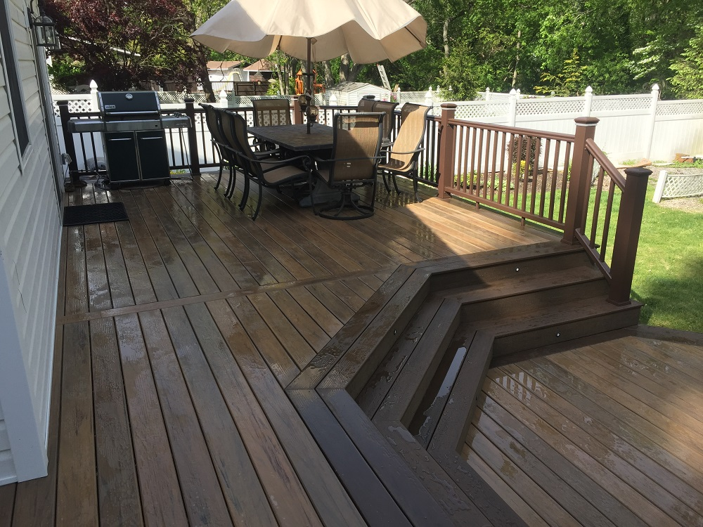 deck8 Deck Color Ideas You Should See Before Working On Your Deck
