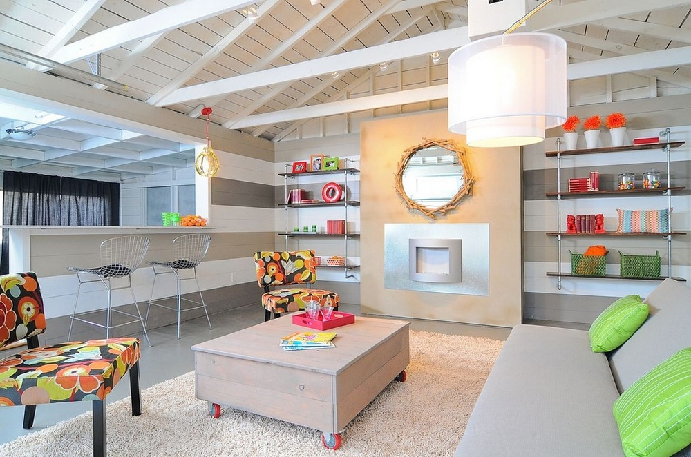 gare4 Cool ideas for garage conversion to optimize the space in your house