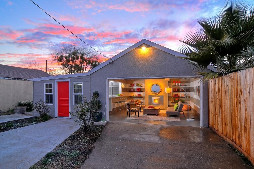 gare3-1 Cool ideas for garage conversions to optimize the space in your house