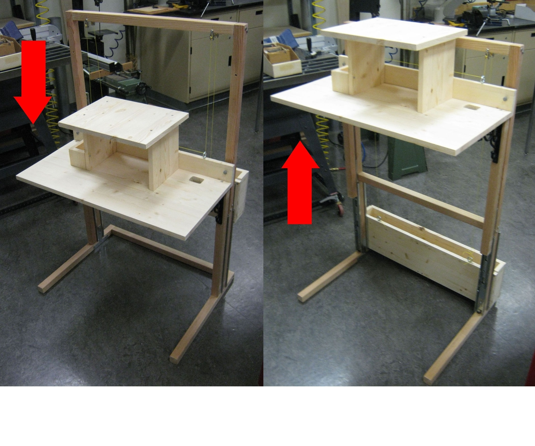 comdesk14 DIY computer desk ideas you could create now