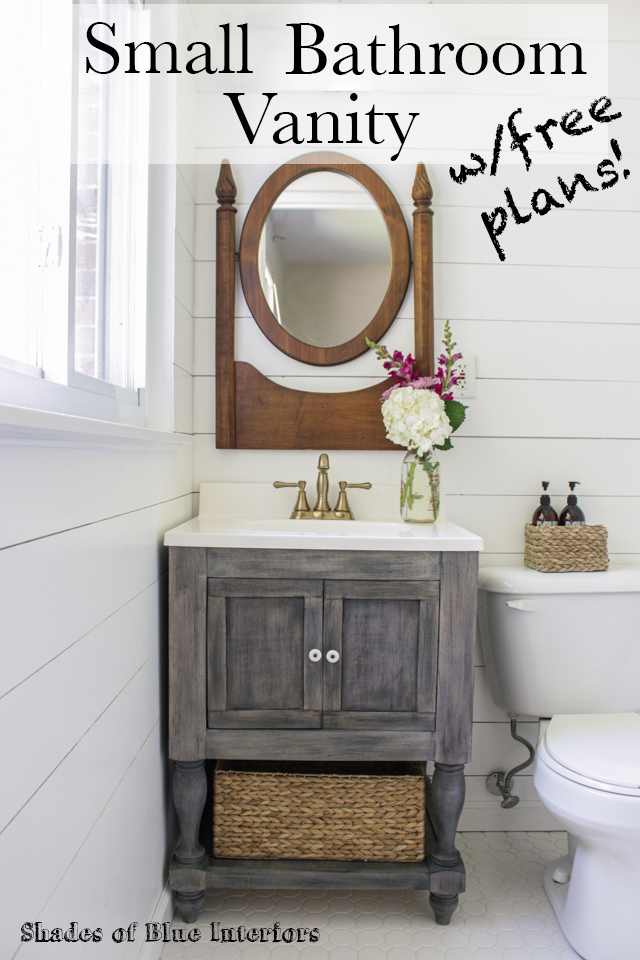 van2 DIY bathroom vanity ideas and options you can try