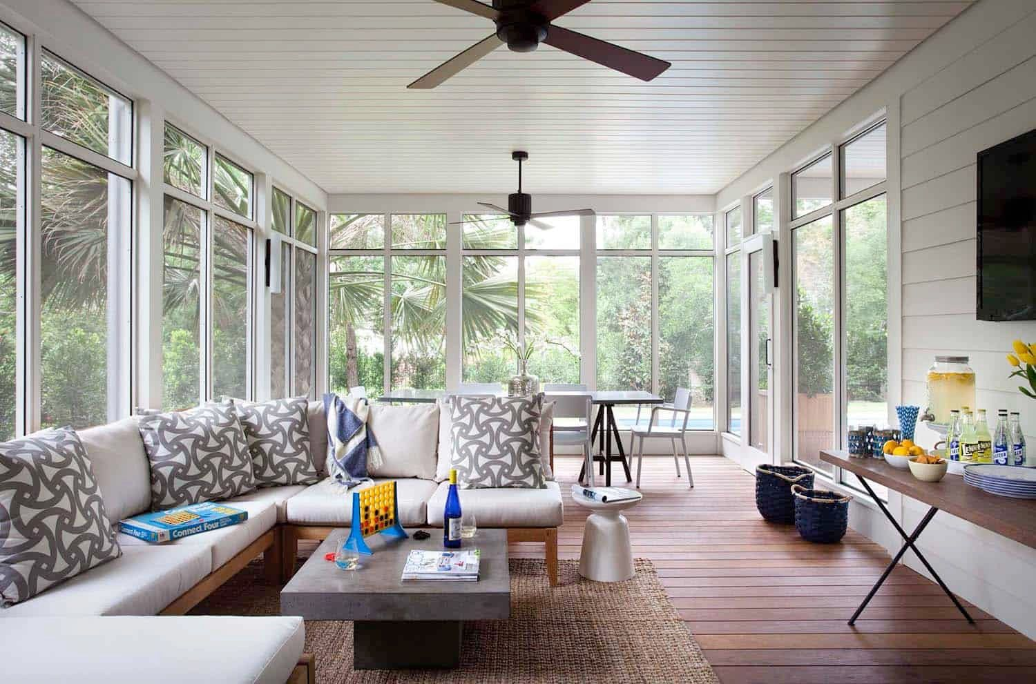 sp2 Great screened porch ideas to inspire you