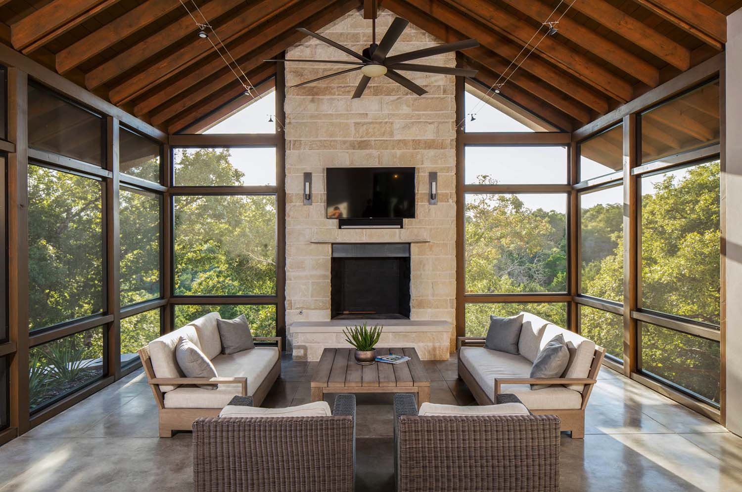s15 Great ideas for screened porches that can inspire you