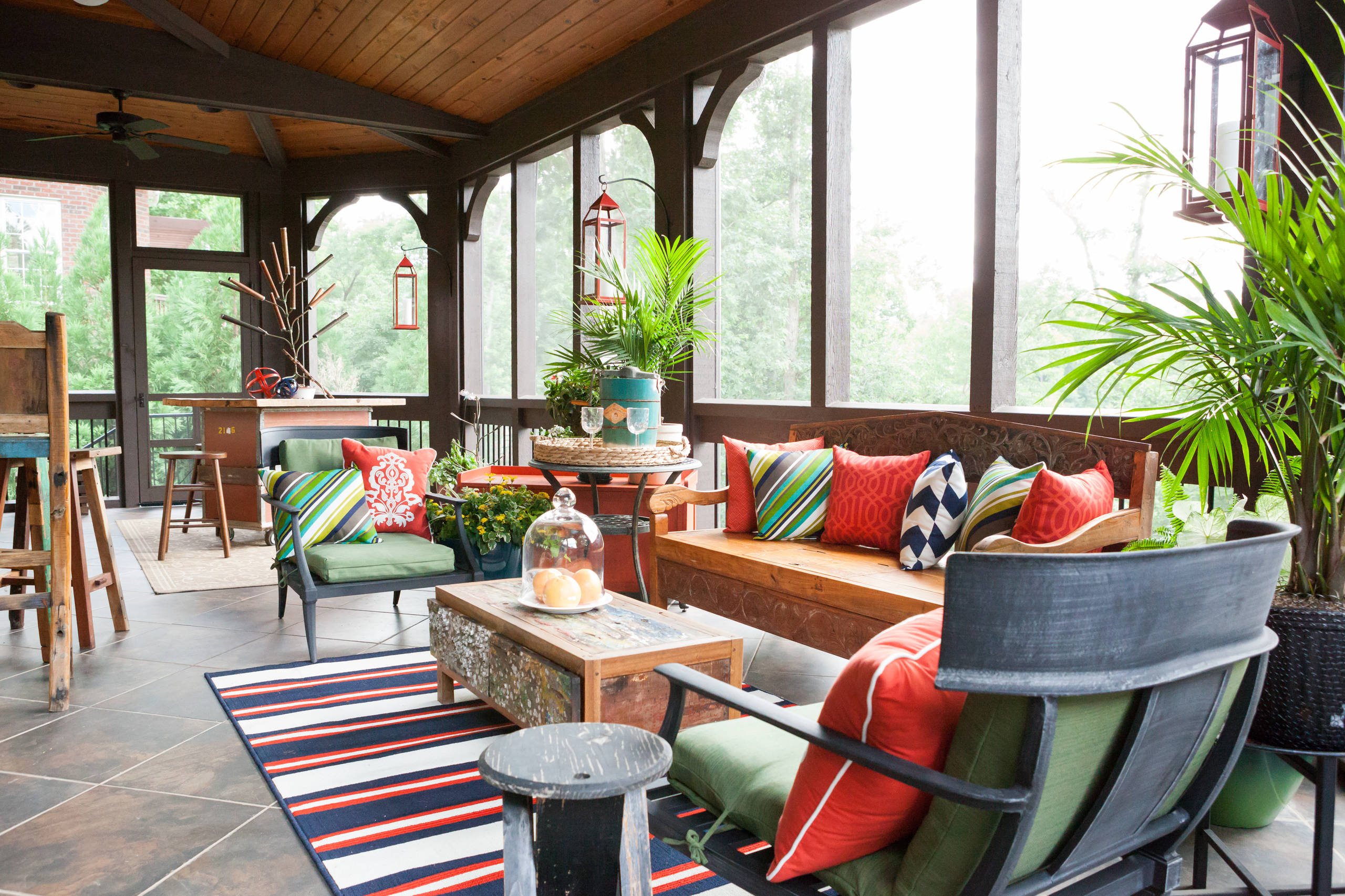 s14 Great ideas for screened porches that can inspire you