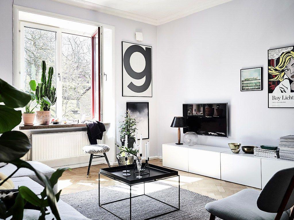 pix13 Scandinavian living room ideas that look amazing