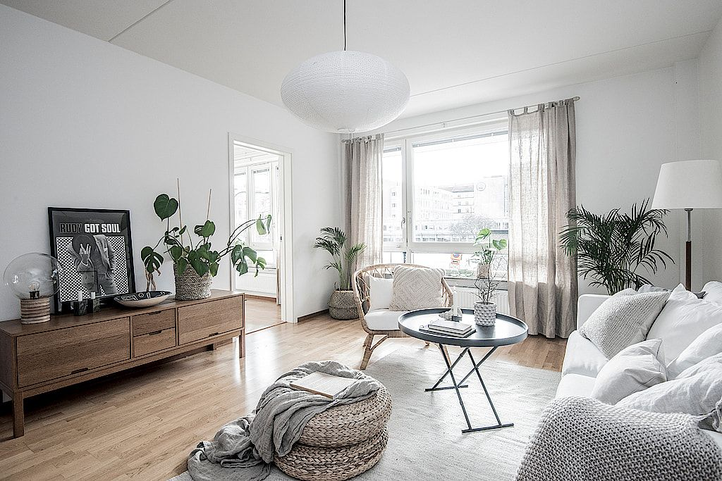 pix15-1 Scandinavian living room ideas that look fantastic