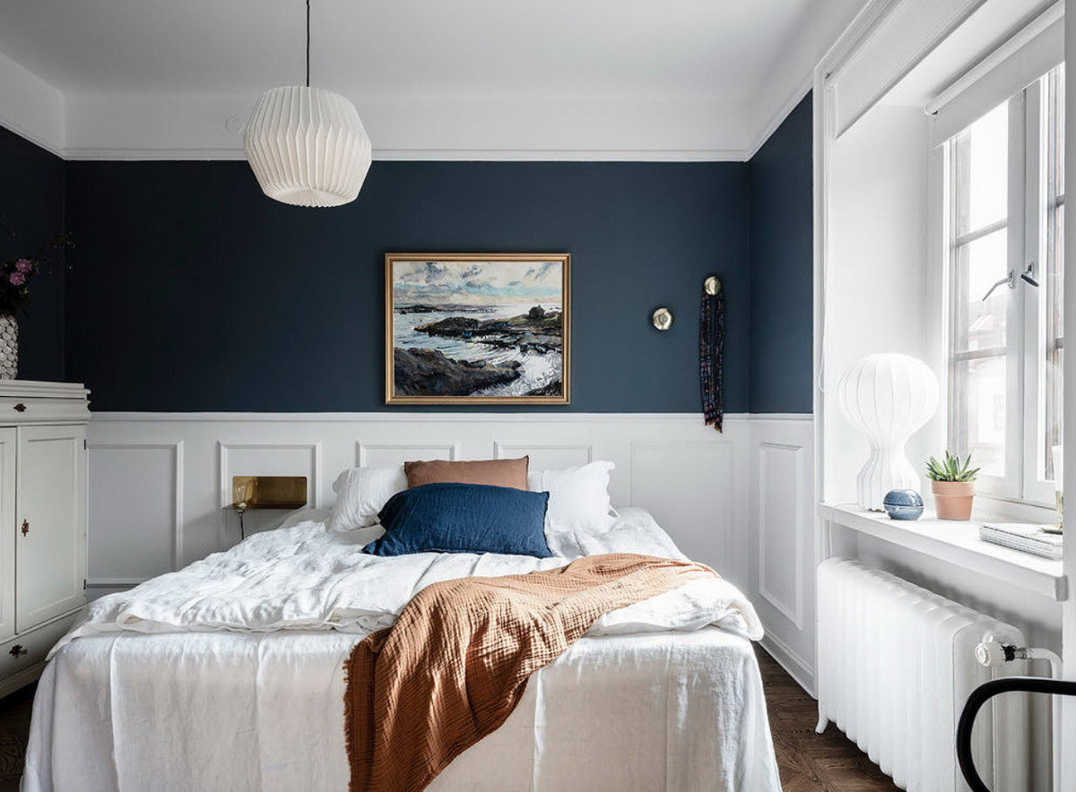 fi-1 Scandinavian bedroom ideas that will inspire you to remodel