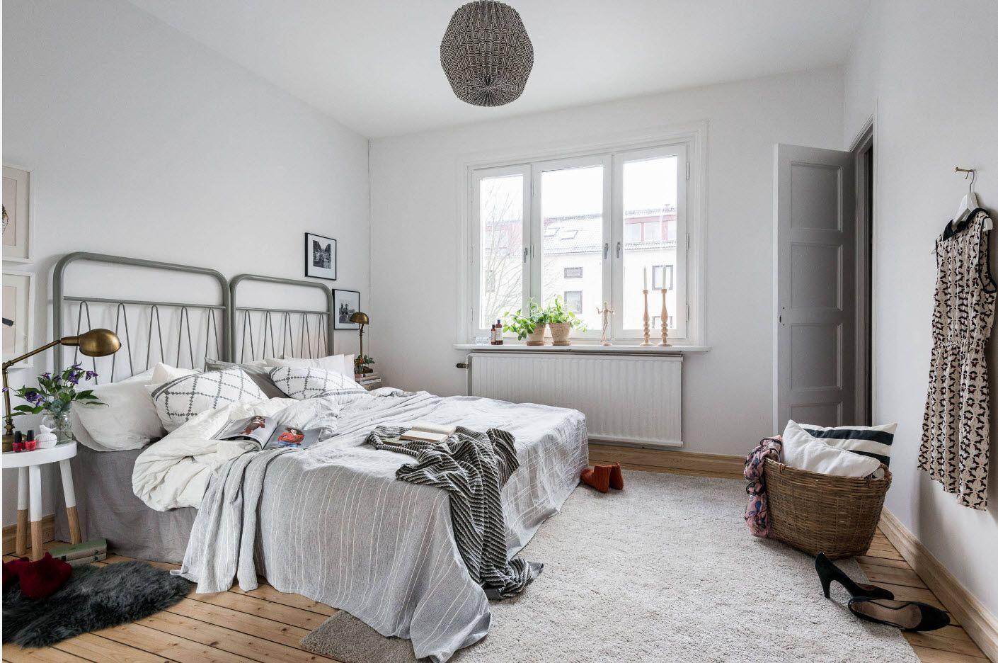 door1 Scandinavian bedroom ideas that will inspire you to remodel