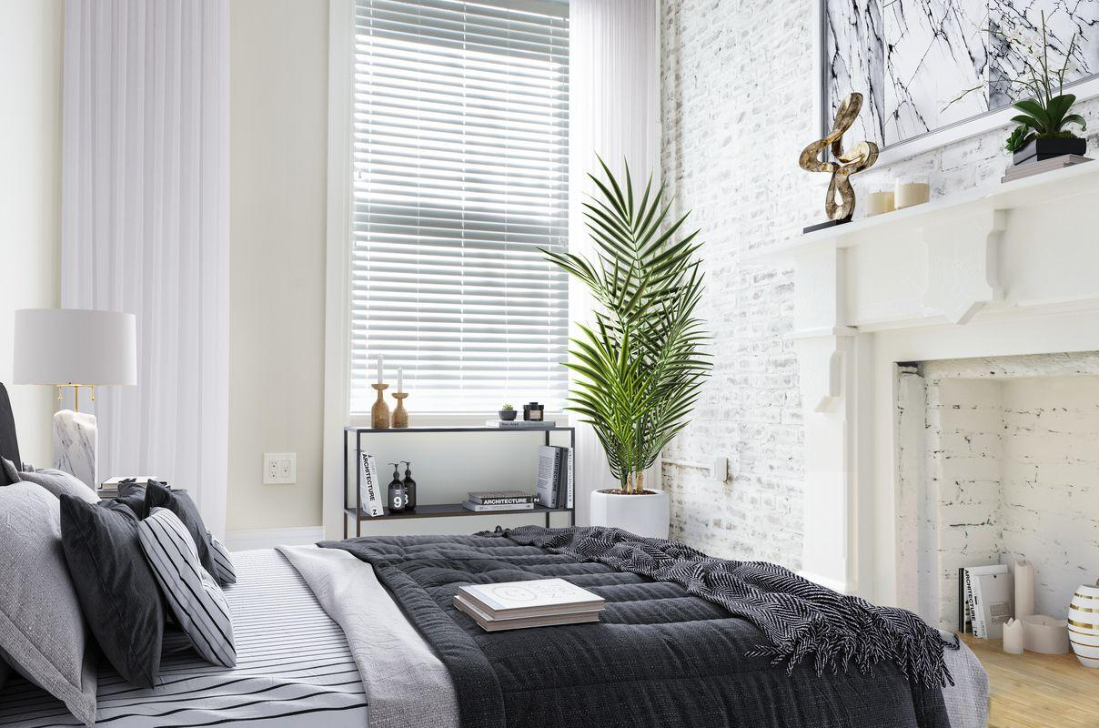 Brick Scandinavian bedroom ideas that will inspire you for a remodel
