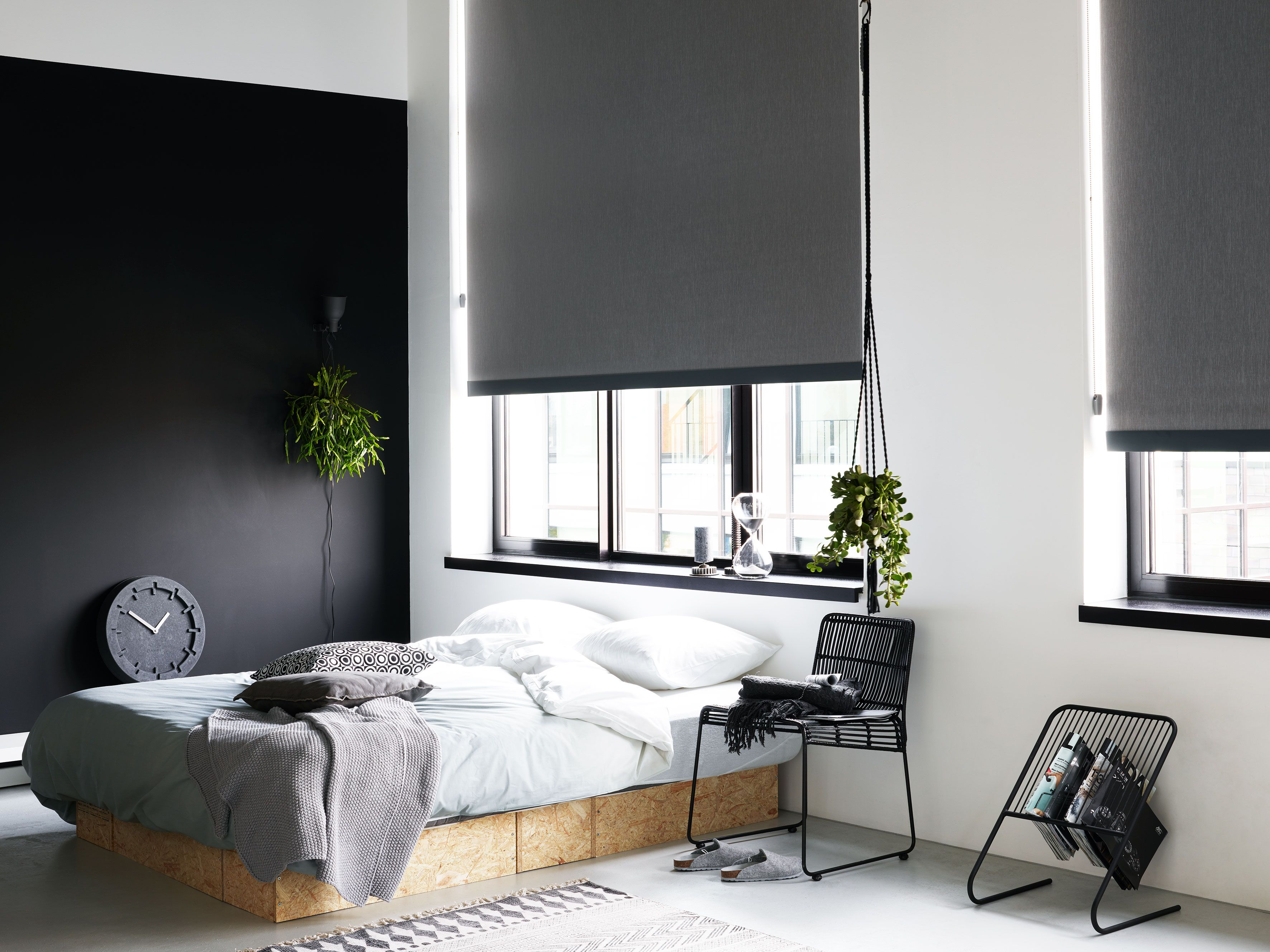 bw Scandinavian bedroom ideas that will inspire you to remodel