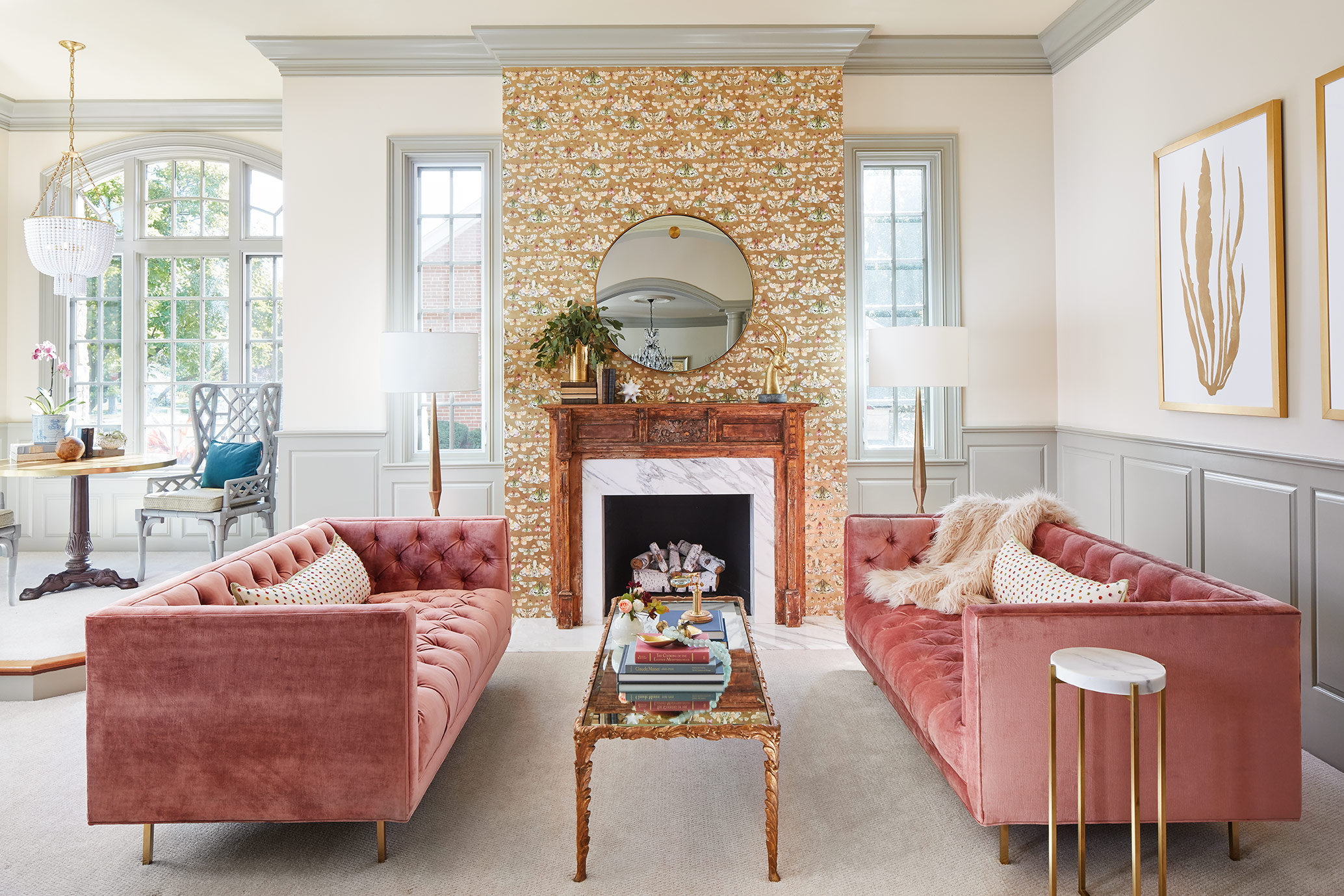 fp tips and ideas for wallpaper in the living room that you can use on your walls