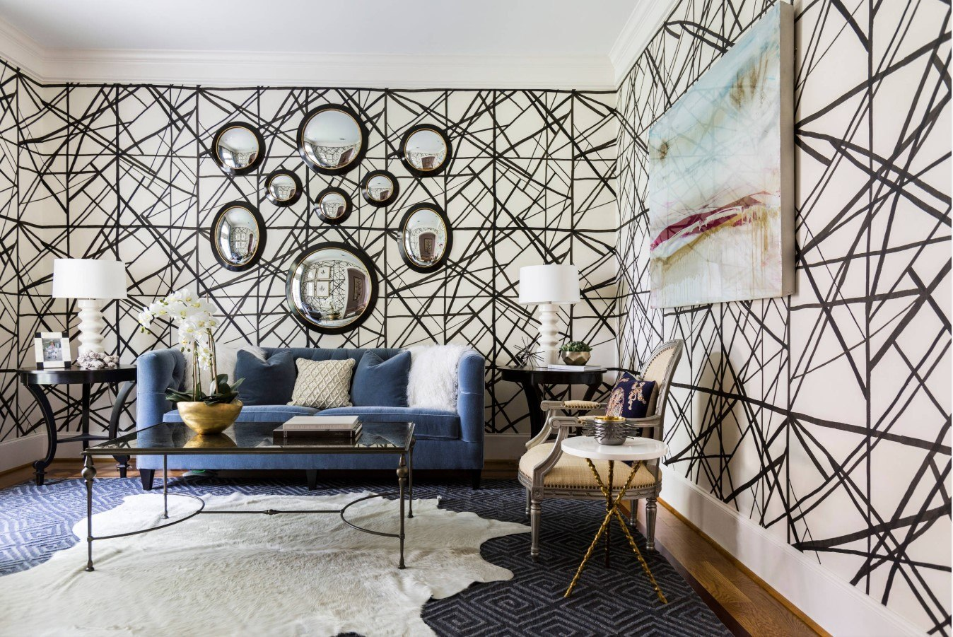 art1 living room wallpaper tips and ideas for your walls