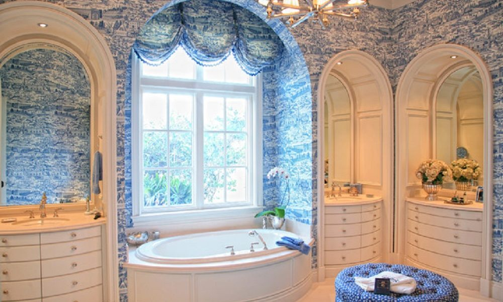 home-design-1-3-1000x600 Bathroom wallpaper ideas to try in your home