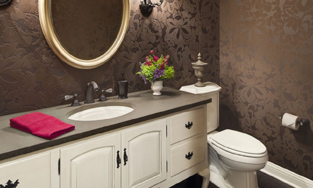 home-design-5-4-1000x600 bathroom wallpaper ideas to try in your home