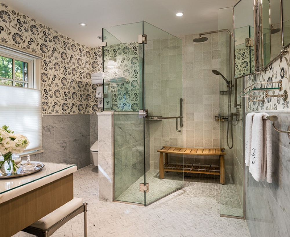 home-design-3-4 bathroom wallpaper ideas that you can try out in your home