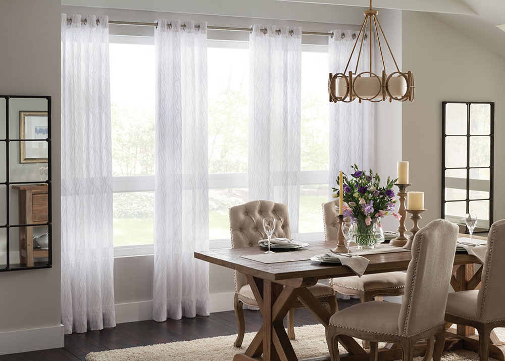 Window Curtain Dining Room 5 Ways to Improve Your Dining Room in 2020