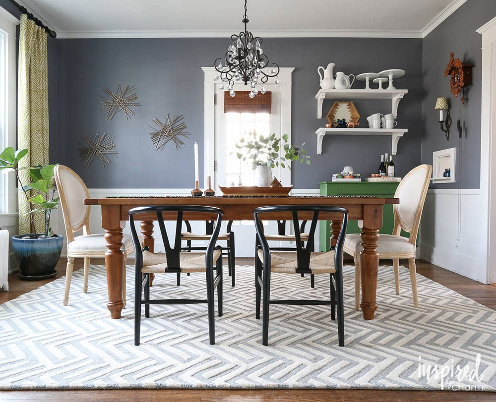 gray dining room 5 ways to upgrade your dining room in 2020