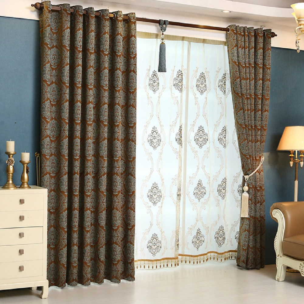 home-design The many types of curtains that you should know before buying one