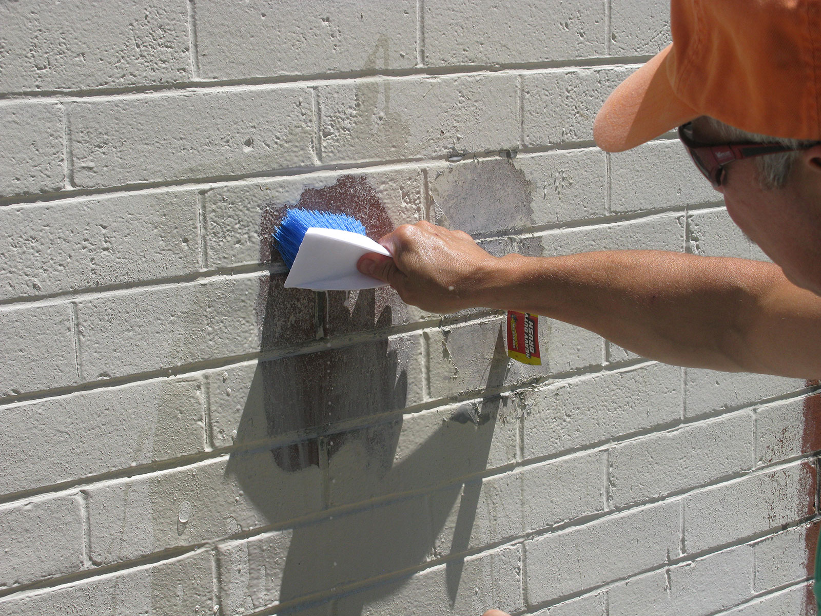 Brushes How to Remove Paint from Bricks (A Useful Guide)