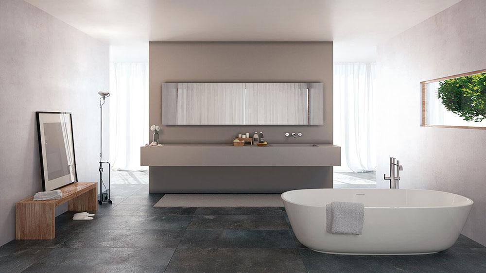 4 Guide to choosing bathroom worktops
