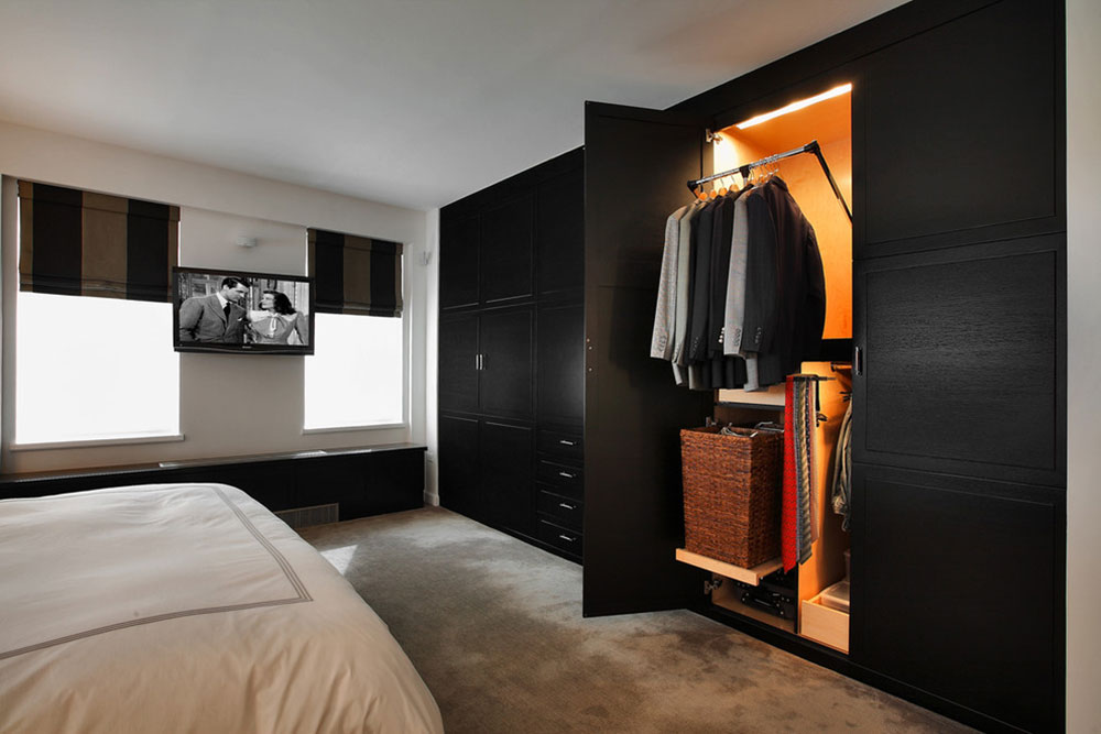 Kitchen-designs-by-Ken-Kelly-bedroom-by-kitchen-designs-by-Ken-Kelly-inc How to Cover a Closet Without Doors (Inexpensive Options)