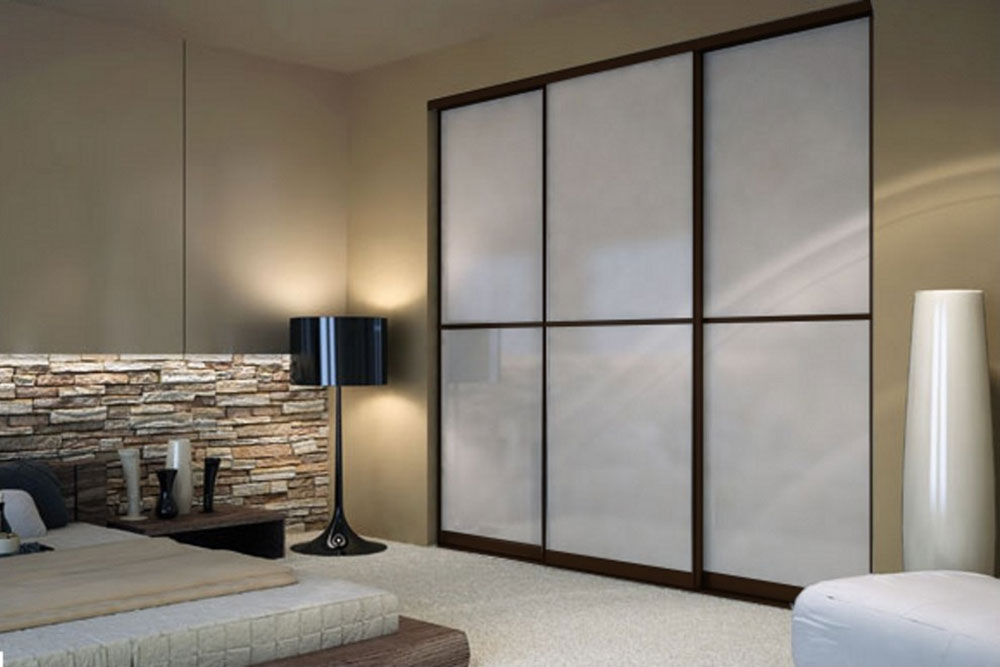Sliding door systems-by-room-solutions-by-organized-interiors How to cover a cabinet without doors (inexpensive options)