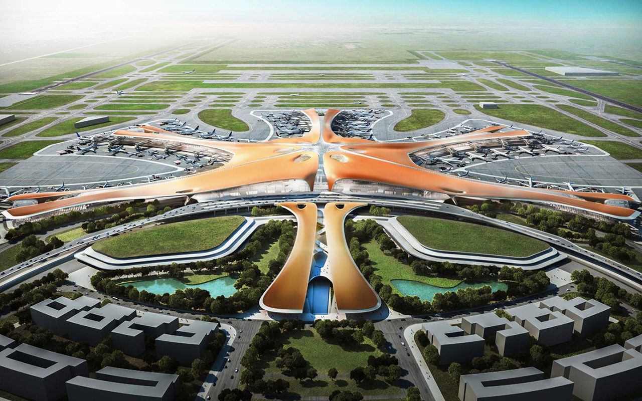 Beijing-Airport Modern architects you should know and their great work