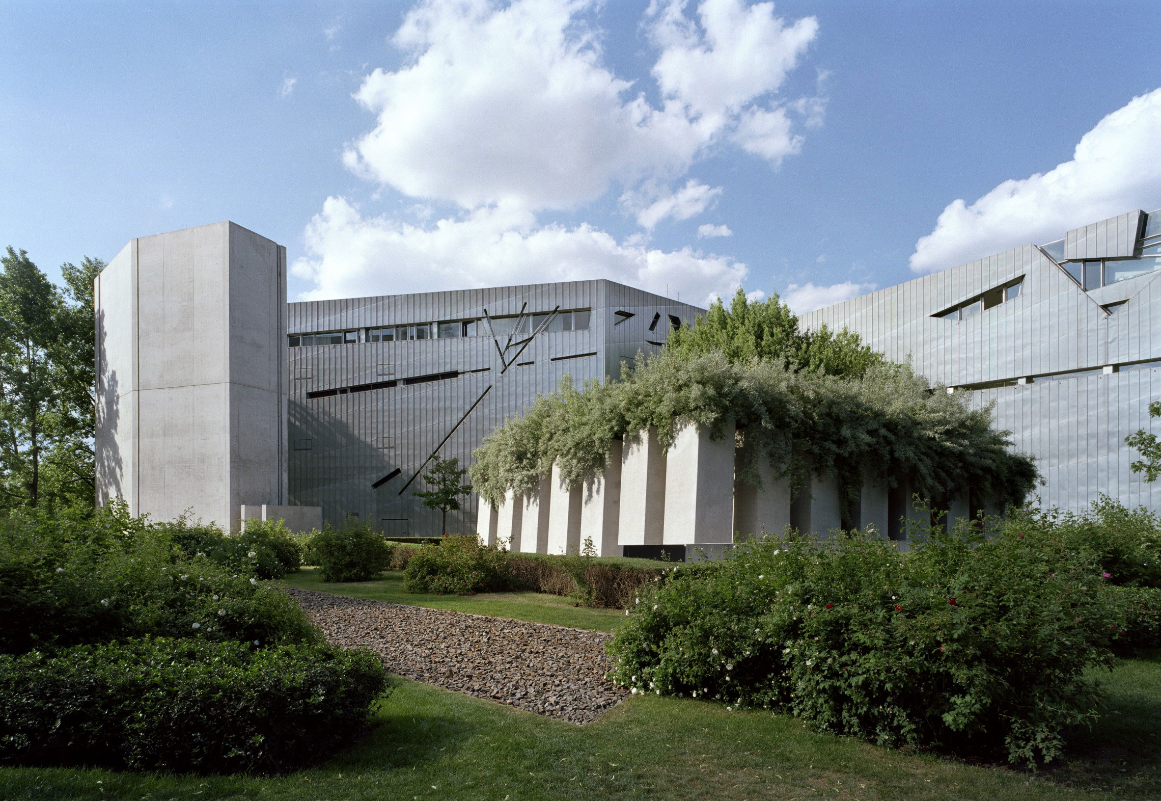 Jewish Museum in Berlin Modern architects you should know and their great work