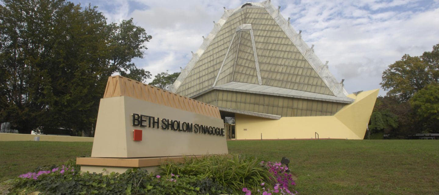 Beth Sholom Synagogue Conservation Foundation Modern architects you should know and their great work