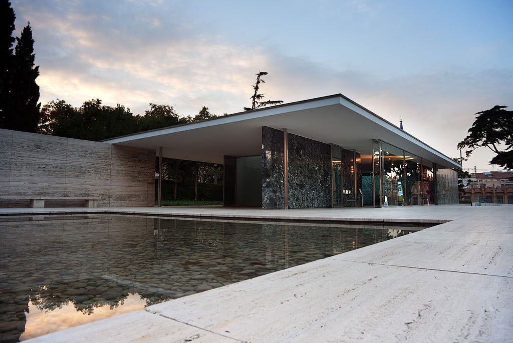 Deutsch-Pavillon-Exposicio-Internacional Modern architects you should know and their great work