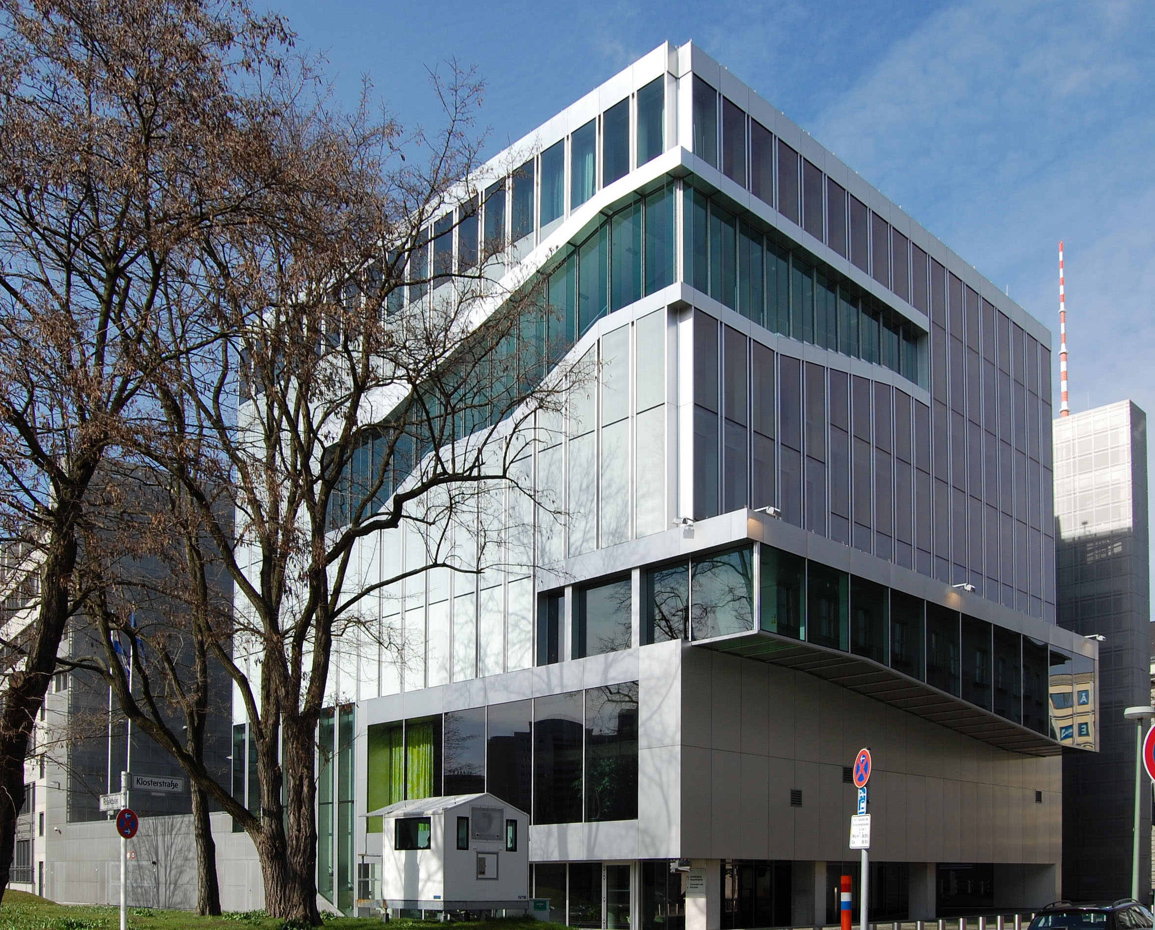 Embassy of the Netherlands in Berlin Modern architects you should know and their great work