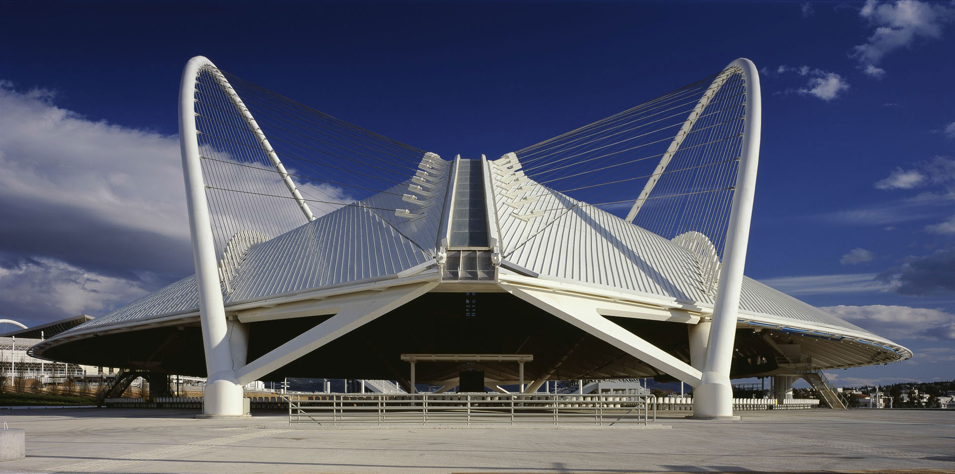thens-Olympic-Sports-Complex Modern architects you should know and their great work
