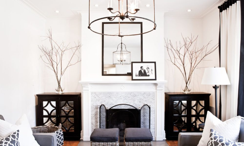 Cou-1000x600 fireplace ideas made of white brick for your living room decor
