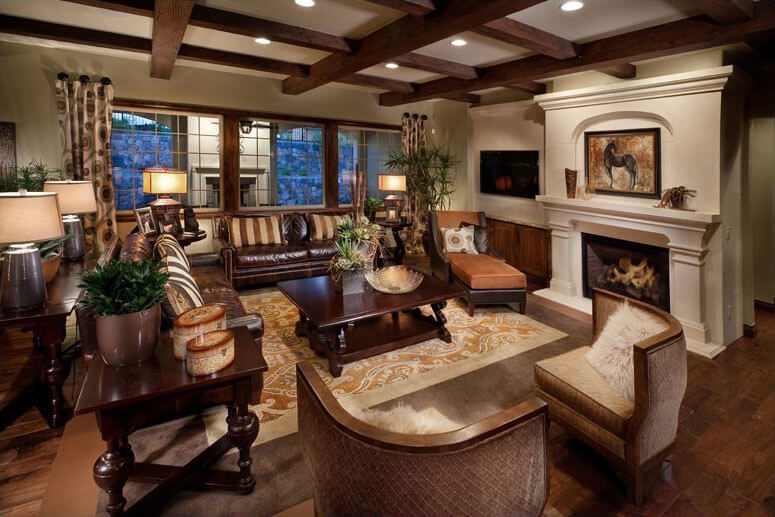 coff wood ceiling ideas to try in your home