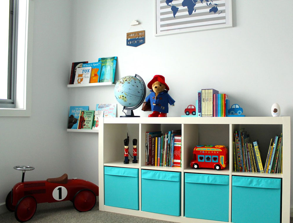 Interiors-Boys-Nursery-by-First-Avenue-Homes Ideas for toddlers' rooms to give your child the best possible room