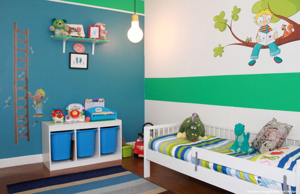 Toddler Room-by-Natalie-Jüngeren-Innenarchitektur-Alliierten-ASID Ideas for toddler rooms to offer your child the best possible room