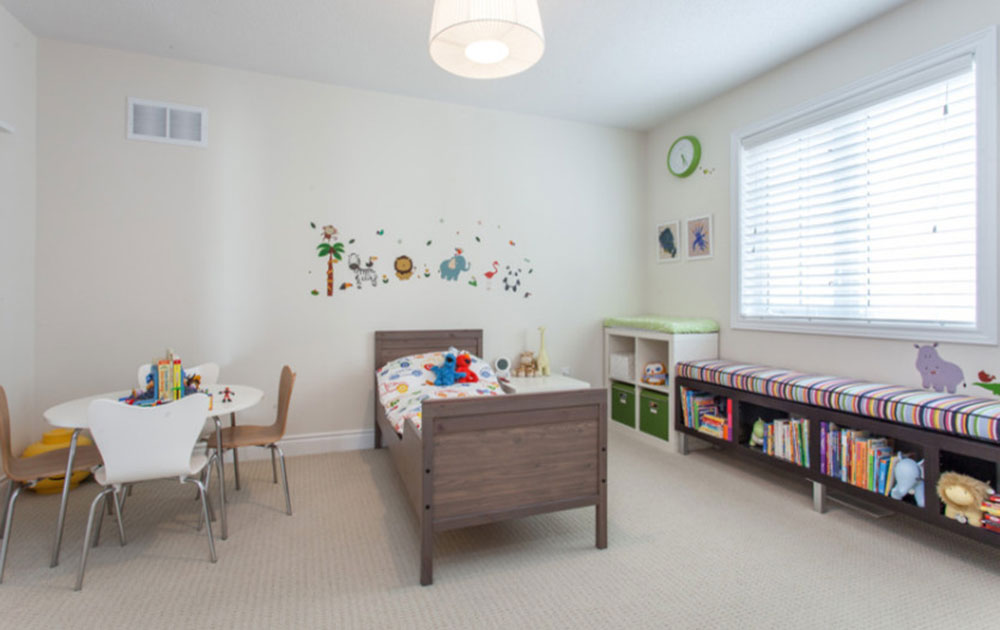 Nursery-Luxury-Home-Vaughan-by-Sheila-Singer-Design Ideas for toddlers' rooms to offer your child the best possible room