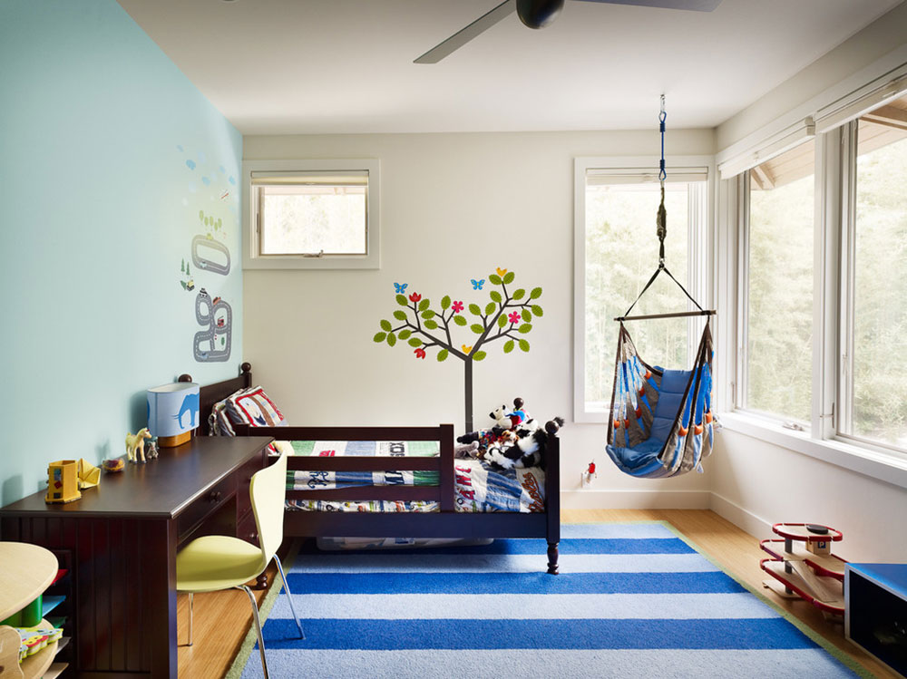 North Peak Residence by Dunnam Tita Architecture Interior Ideas for toddlers' rooms to give your child the best possible room