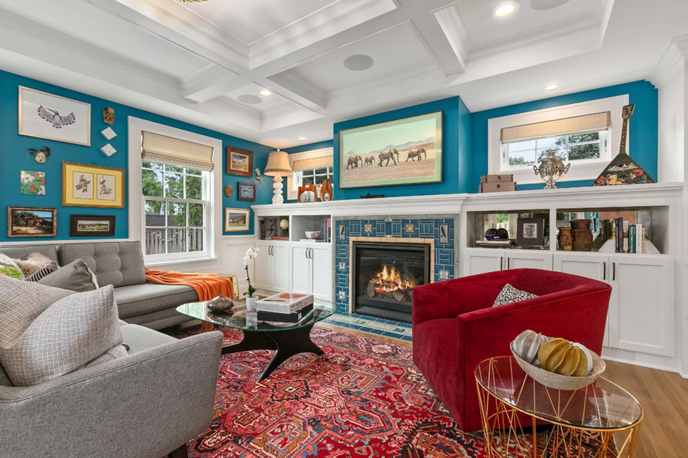 Globally Influenced Remodel-by-Lenox House Design The Colors That Fit Teal?  Check out these color combinations