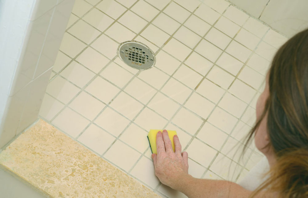 Cleaning shower tray How to clean the fiberglass shower (quick tips)