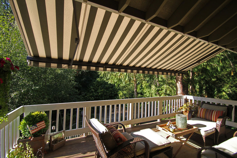 Upper-Deck-Retractable-Awning-by-Pike-Awning-Company Covered Deck Ideas To Try For Your Home