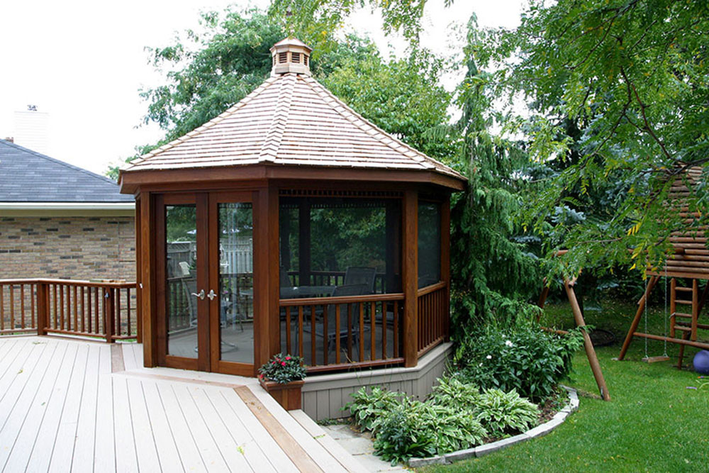 Gazebos-by-Hickory-Dickory Decks Ideas for covered decks that you should try out for your home