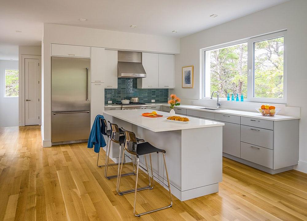 Wellfleet-Modern-House-Kitchen-by-ZeroEnergy-Design-1 basement kitchen ideas for creating an amazing kitchen