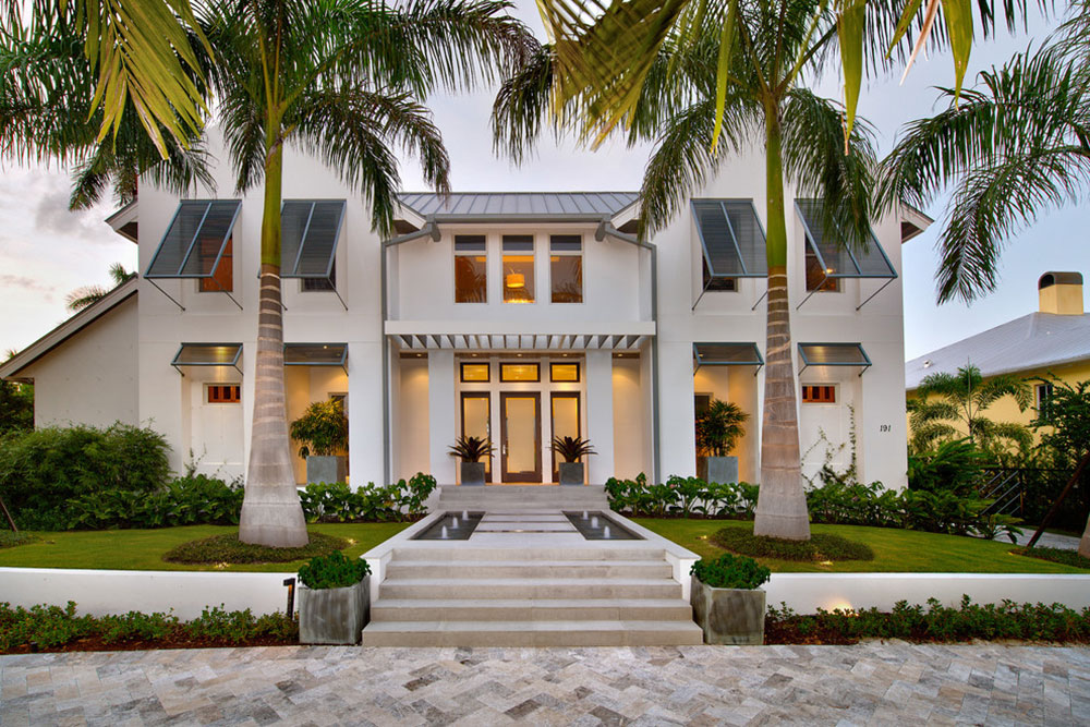 Modern-Coastal-Home-by-MHK-Architecture-and-Planning What are Bahamian shutters and what are their advantages and disadvantages?